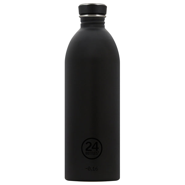 1L Urban Bottle - Tuxedo Black