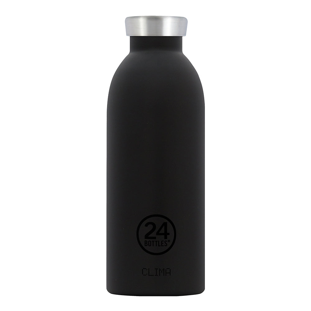 500ml Clima Bottle - Tuxedo Black - Prae Store