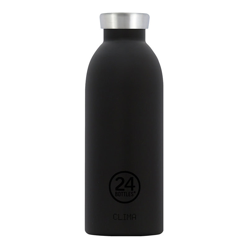 500ml Clima Bottle - Tuxedo Black