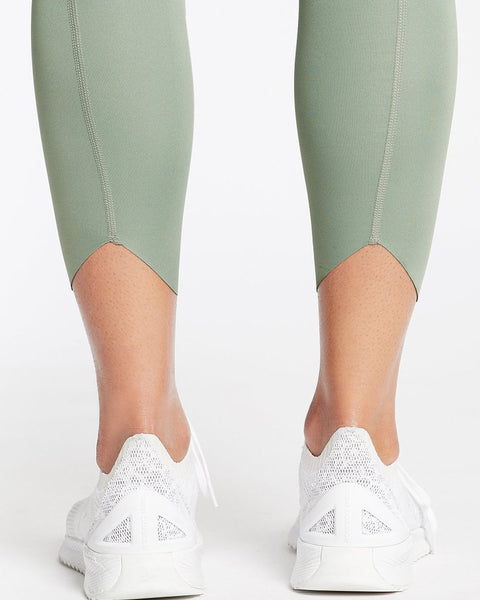 All Day High Rise Tight II - Sage - Prae Store