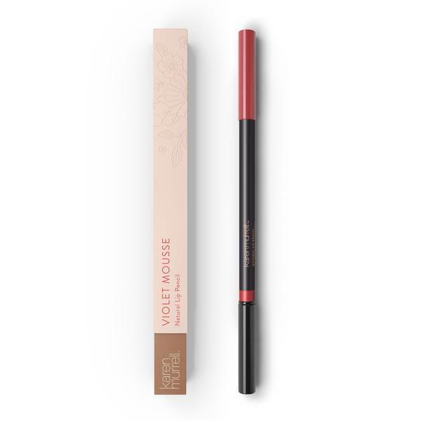 Violet Mousse - Natural Lip Pencil - Prae Store