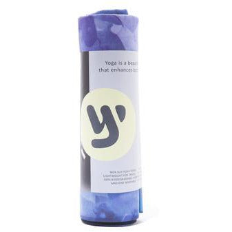 Heavy Duty Yoga Towel - Violet