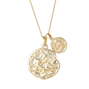 Virgo Necklace - Gold Fill - Prae Store