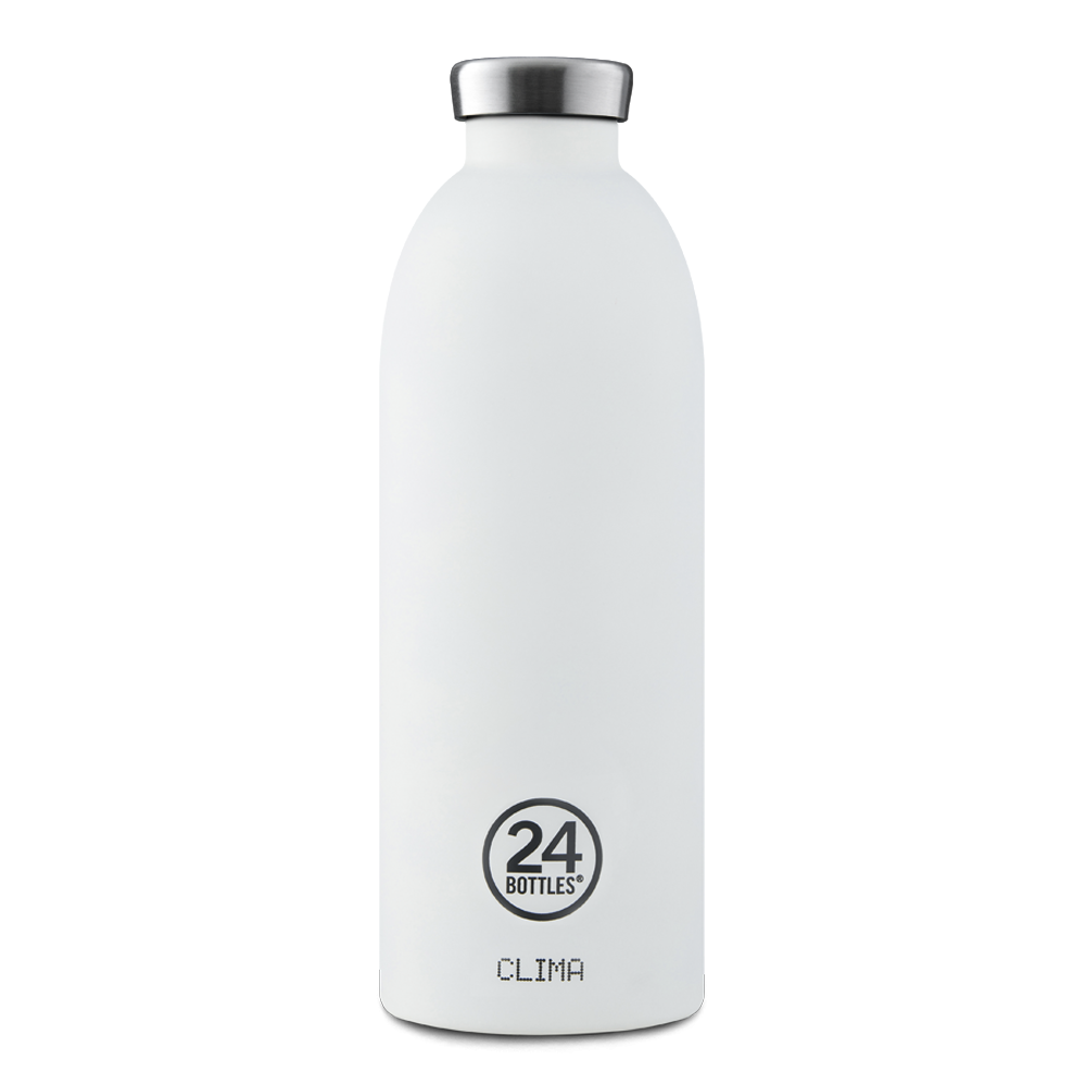 850ml Clima Bottle - Ice White - Prae Store