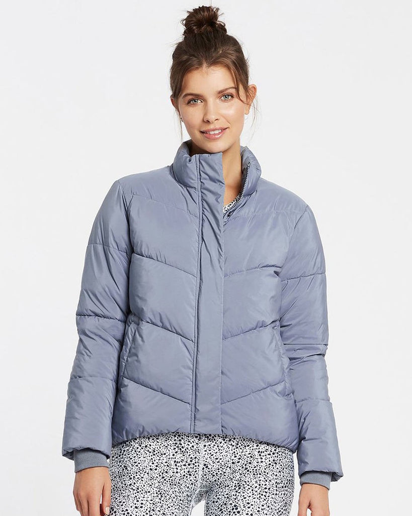 Cloud Like Puffer II - Slate Blue - Prae Store