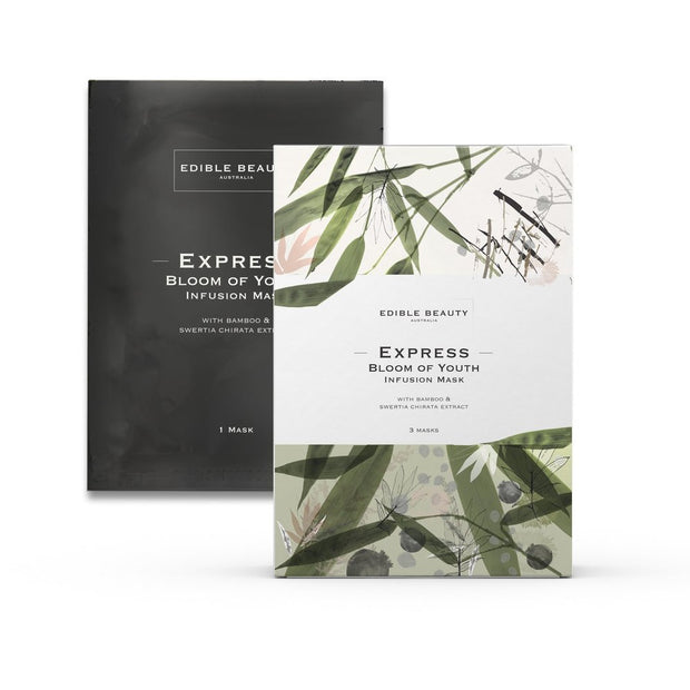Express: Bloom of Youth Infusion Mask