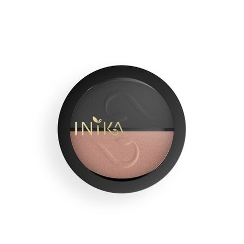 Pressed Mineral Eye Shadow Duo - Black Sand