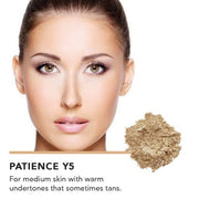 Loose Mineral Foundation SPF25 - Patience