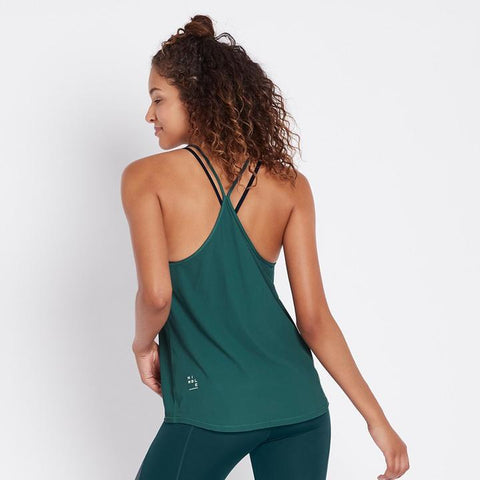 The Barre Tank - Silver Pine