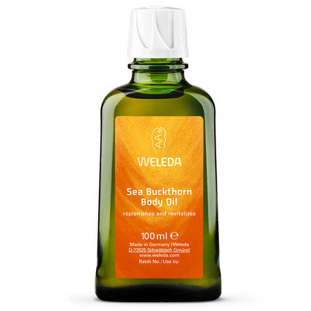 Sea Buckthorn Body Oil 100ml