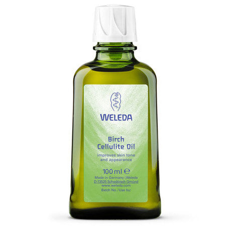 Birch Cellulite Oil