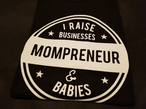 Mompreneur T-Shirt - MW Fashion Apparel