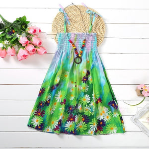 Fashion Green Beach Dress - MW Fashion Apparel