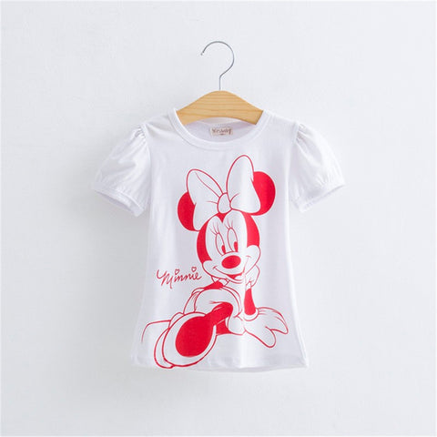 Minnie Mouse T-Shirt - MW Fashion Apparel