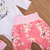 4PC Daddy's little Girl Set - MW Fashion Apparel
