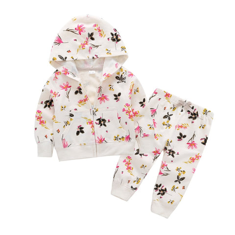 2PC Floral Set - MW Fashion Apparel