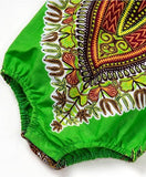 Dashiki Print Bodysuit - MW Fashion Apparel