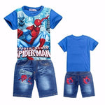 2PC Spider-Man Set - MW Fashion Apparel