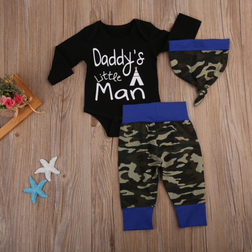 Camo 3PC Set - MW Fashion Apparel