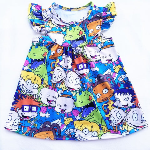 Rugrats Dress - MW Fashion Apparel
