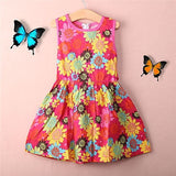Fashion Floral Sundress - MW Fashion Apparel