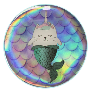 Blue Kittycorn Mermaid Hologram (Pre-Order)