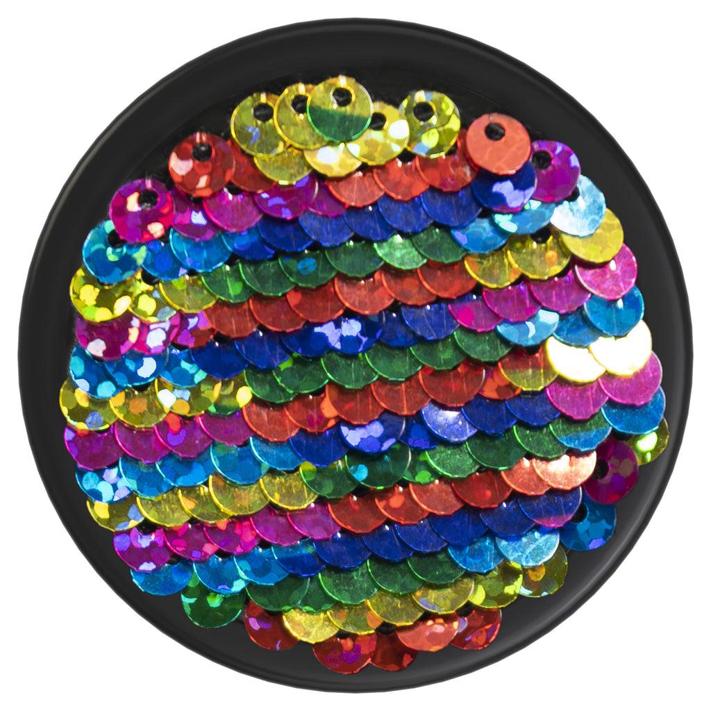 Reversible Sequins - Rainbow