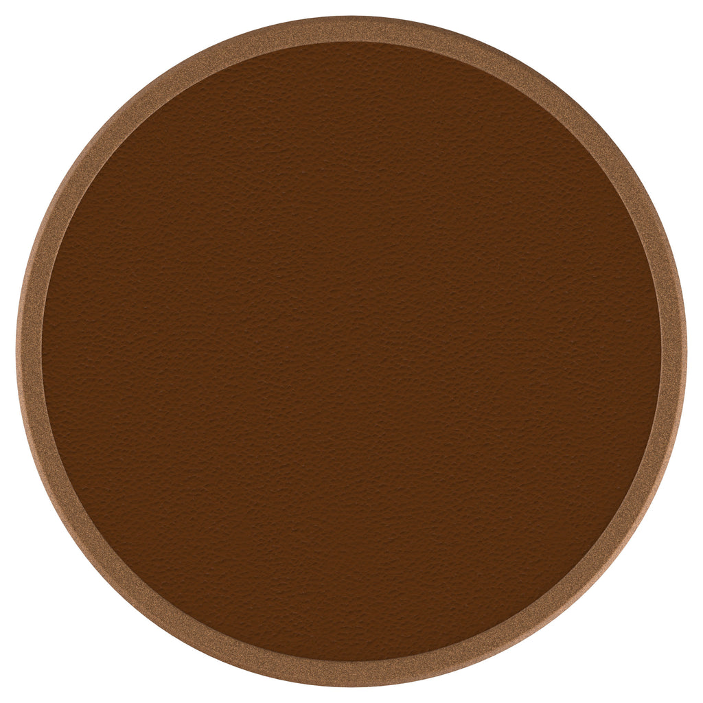 Brown Vegan Leather (Vibes)