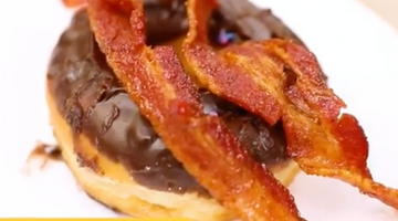 Epic Bacon Donut
