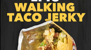 Walking Taco Jerky