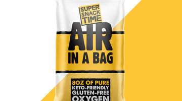 Introducing Air In A Bag!