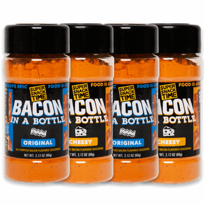 Bacon In A Bottle - 4 Pack