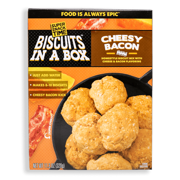 Biscuits In A Box - 2 PACK