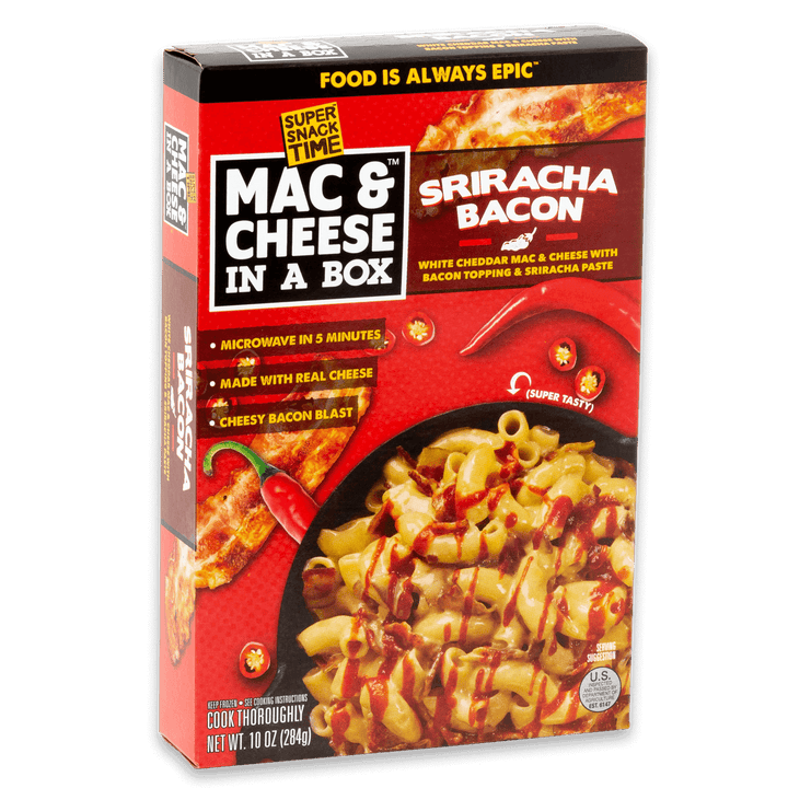 Mac & Cheese In A Box