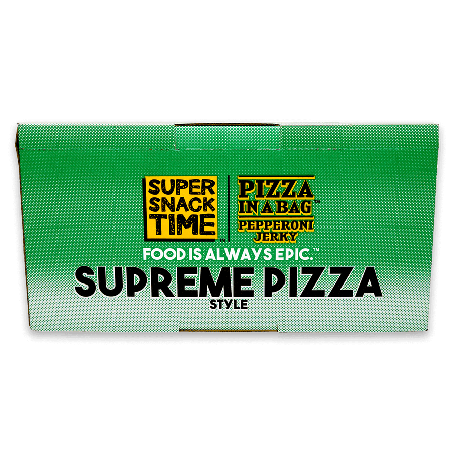 Pizza In A Bag - 18 Pack
