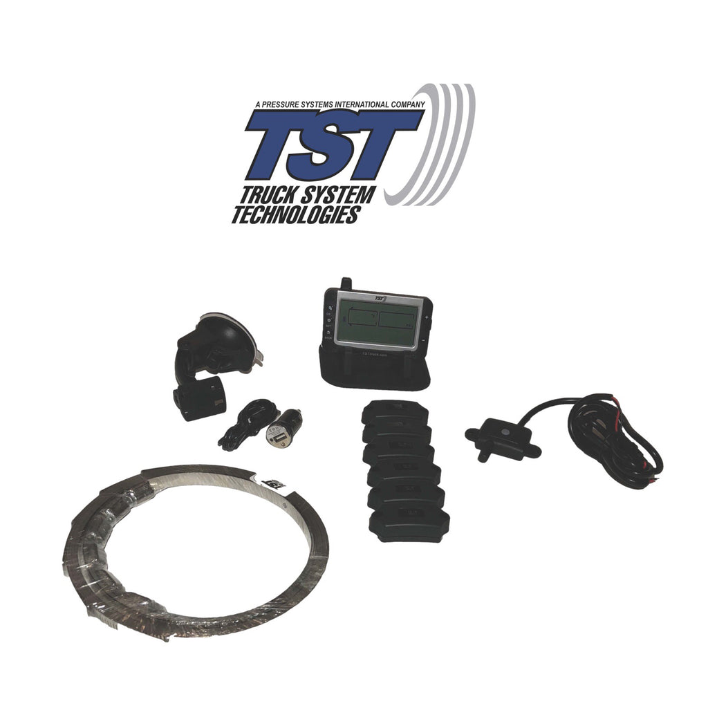 507 Series - 4 Internal Sensor TPMS System With Grayscale Display