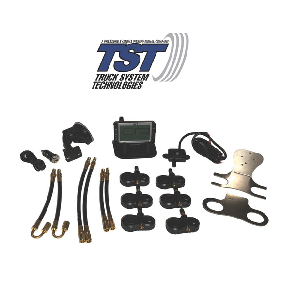 507 Series - SCE Commercial Flow Thru Sensor TPMS System