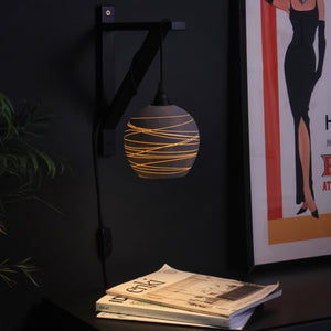 Filum Sphere Pendant Wall Light