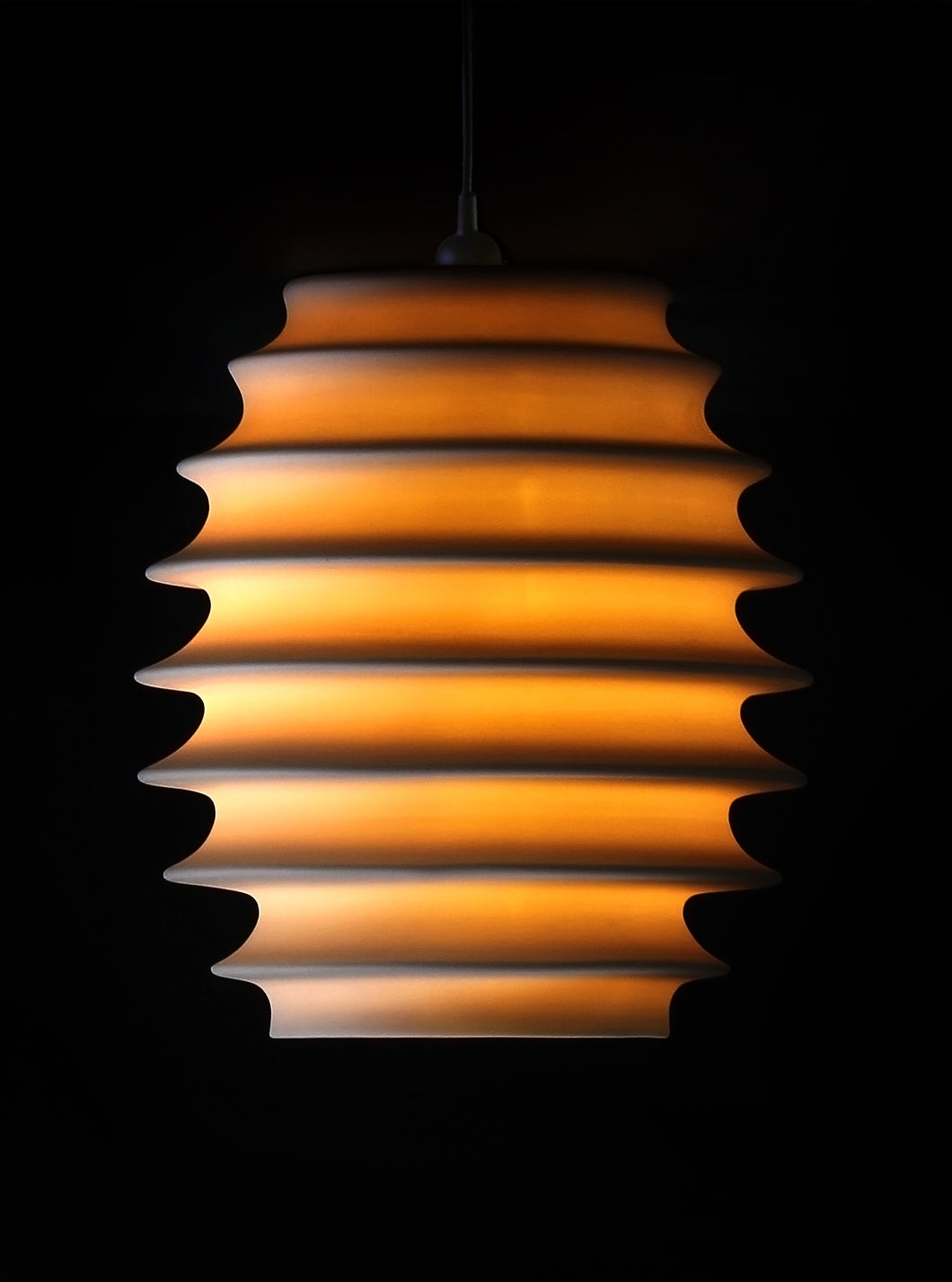 Pagoda Pendant Light