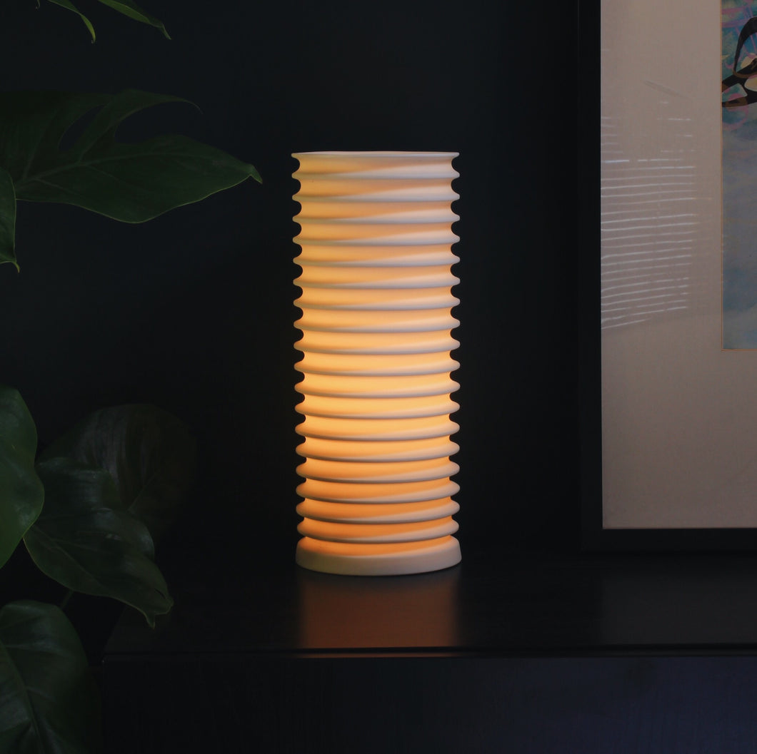 Insulator Table Lamp