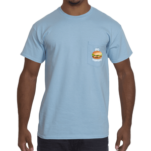Hamburger Pocket Tee