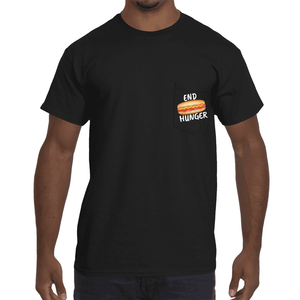 Hot Dog Pocket Tee