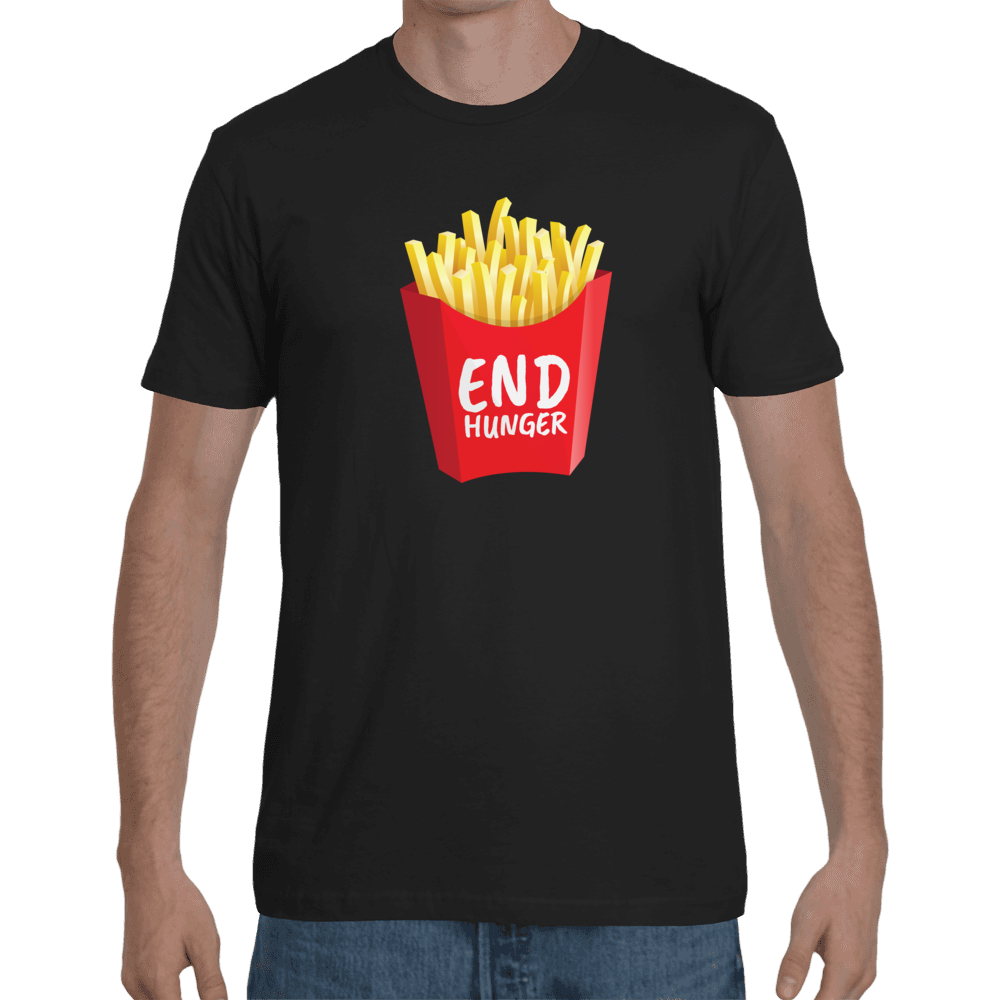 Large Fries Crew Neck