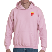 Soft touch small French Fry hoodie