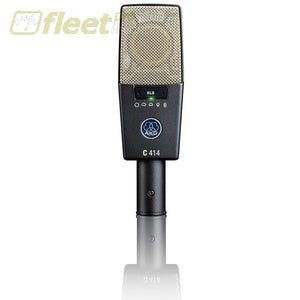 Akg C414 Xls Large Diaphragm Studio Microphone Studio Mics
