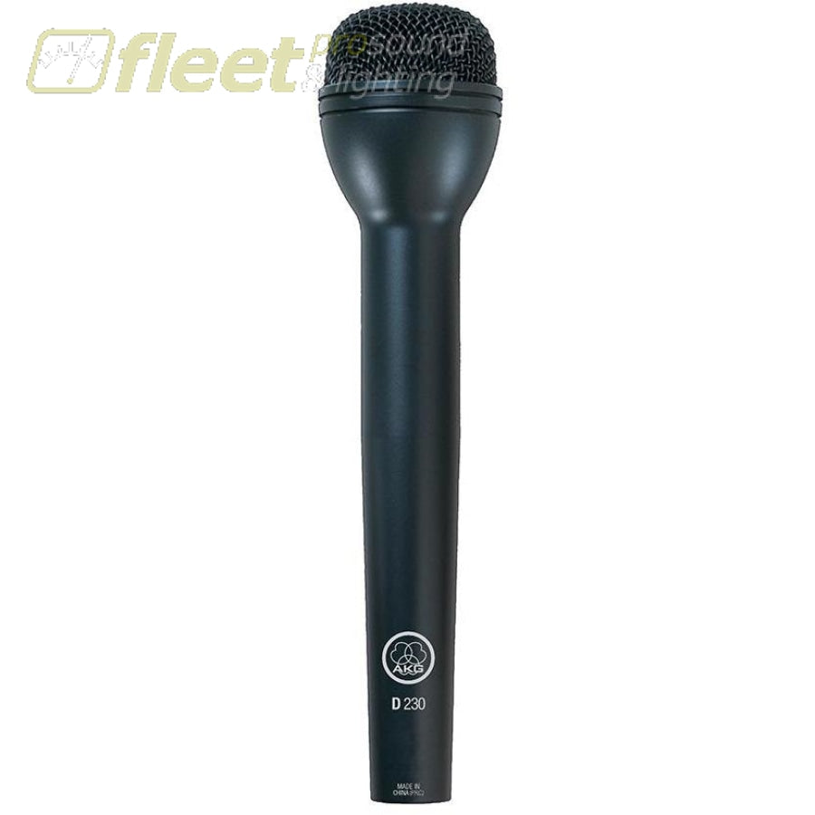 Akg D230 Recording And Broadcast Microphone Broadcast Mics