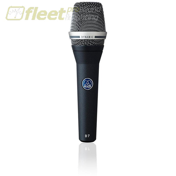 AKG D7 Handheld Microphone DYNAMIC VOCAL MICS