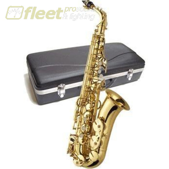 Alegria Al-500 Alto Sax With Carrying Case Saxophones