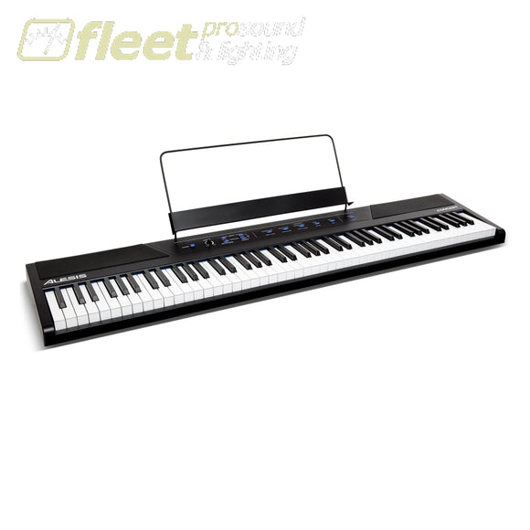Alesis CONCERT 88-Key Digital Piano with Full-Sized Keys DIGITAL PIANOS