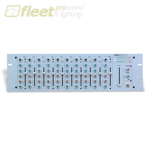 Alesis Multimix12R Rack Mount Mixer Mixers Under 24 Channel